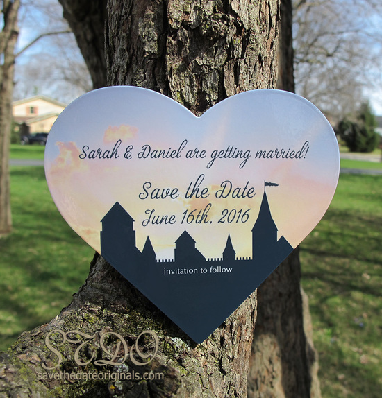 Castle Save the Date